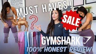 HUGE Gymshark Sale! Must Haves & Honest Review Haul
