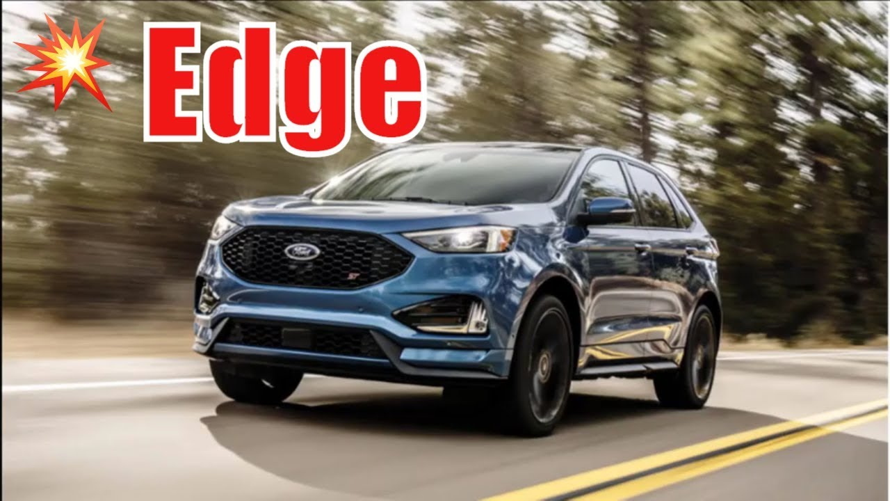 Ford Edge Commercial Song  Ford Edge St Off Road  Ford Edge   Buy New Cars