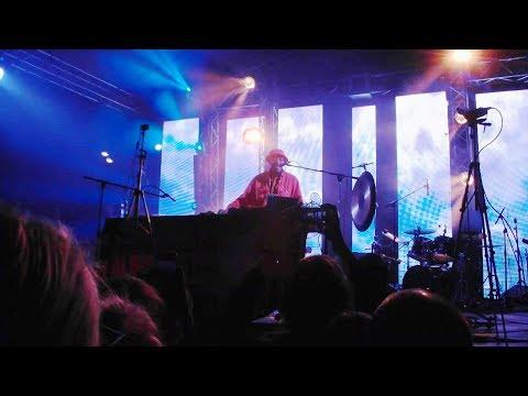Laraaji на фестивале Fields в Парке Горького - Manifestation
