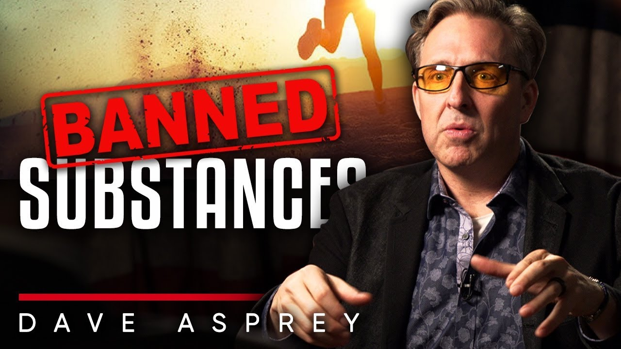 DAVE ASPREY - SHOULD WE BAN SUBSTANCES IN COMPETITIONS? | London Real