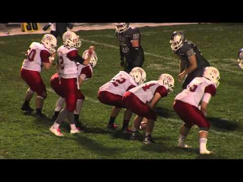 Hurricane v GW - WV High School Football 10-9-15