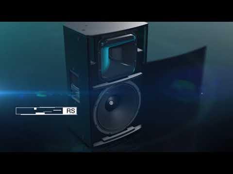 Yamaha Powered Loudspeaker DZR Series and Powered Subwoofer DXS XLF Series
