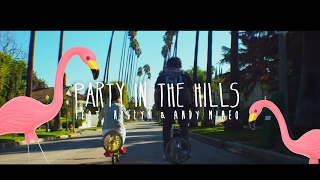Смотреть клип Steven Malcolm Ft. Andy Mineo & Hollyn - Party In The Hills