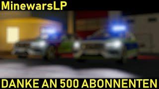 In diesem Video möchte ich mich bei euch für die 500 Abonnenten bedanken! Wenn euch das Video gefallen hat lasst ein Like da!  Der Download zum Volvo V60: http://ul.to/ih6jfapy   Für Livestreams:  https://www.twitch.tv/minewars_lp   Facebook von mir:  htt