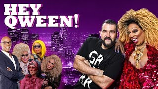 Drag, Celebrities and More on HEY QWEEN! | Hey Qween