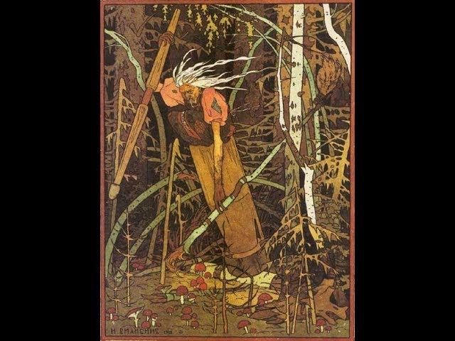 A brief look at Slavic mythology