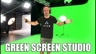 """MY """"VR MAN CAVE"""" 