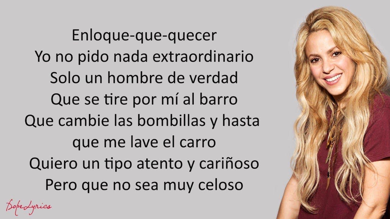 Download Shakira - Perro Fiel (Lyrics) ft. Nicky Jam