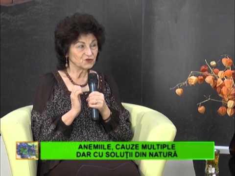 Emisiunea Doctorul Naturii 7 martie 2016 - Anemie