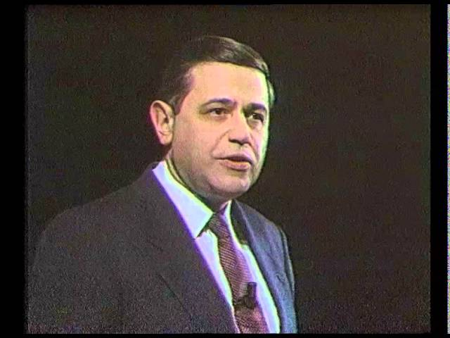 "Е. Петросян — ""Развлекательная передача"" (""Съезды"") (1989)"