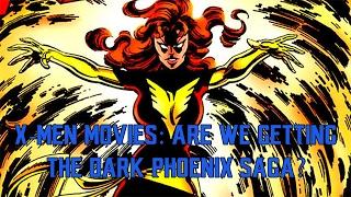 X-Men Movies: Are We Getting The Dark Phoenix Saga?
