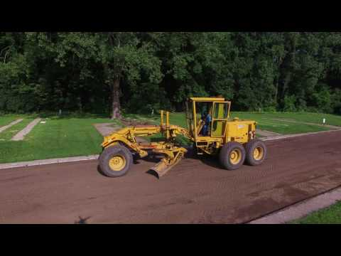 LANDLOCK - Asphalt Reclamation & Sub-base Stabilization Process