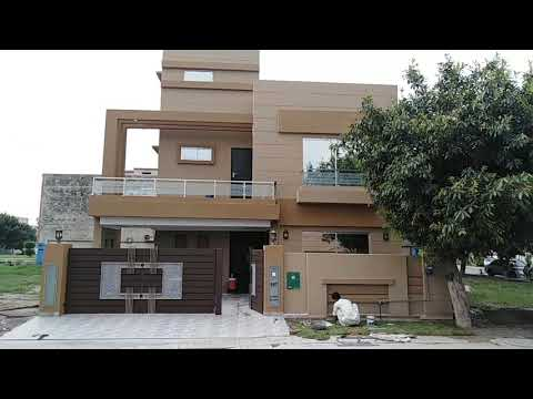 10 Marla 35×65 Elegant House 🏡 with 5 bedroom - YouTube