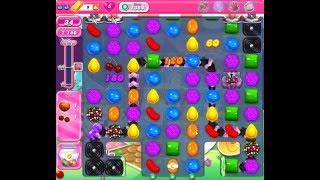 Candy Crush Saga Nivel 1354 completado en español sin boosters (level 1354)
