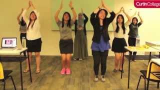 Curtin College Final Video
