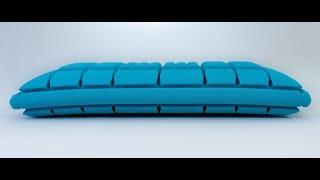 Обзор Анатомической подушки Quadro, от Испанского бренда Evossa. Полная версия.