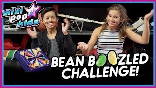 - Love Kids  Dead Fish - Bean Boozled Challenge, Pt. 2 | Mini Pop Kids