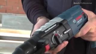 Bosch perforateur burineur GBH 2-28 DFV - Guedo outillage