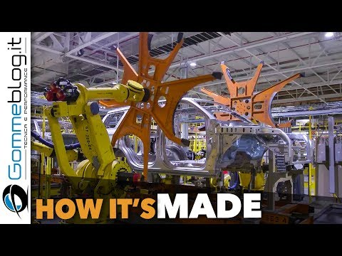 HYPNOTIC VIDEO - 2018 Ford Expedition Manufacturing CAR FACTORY - HOW IT
