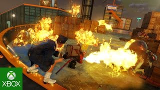 Sunset Overdrive Mystery of the Mooil Rig Add-On Trailer!