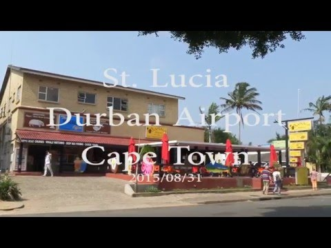 South Africa - drive to Durban and flying to Cape Town | Vlog