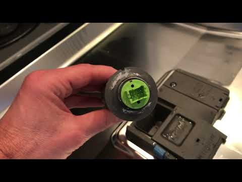 GE Dishwasher not Drying Dishes - How to Replace Bad Flood Switch