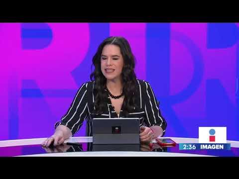 Entrevista exclusiva con Irma Eréndira Sandoval | Noticias con Yuriria Sierra