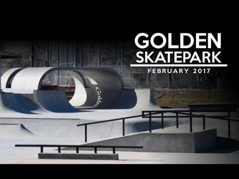 Golden Skatepark | February 2017