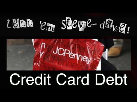 Tell 'em Steve-Dave: Credit Card Debt (05/01/14)