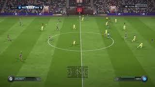 NEC E-Sports x Winning Pro - Global Fut PS4