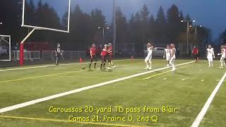 Highlights: Camas 42, Prairie 6