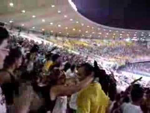 Maracana Stadium Goal, Rio de Janeiro