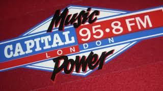 Capital FM 95.8 London - Dr Neil Fox - July 1994