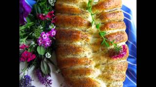Хала - традиционный еврейский хлеб