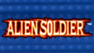 Alien Soldier review - Segadrunk