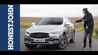 Infiniti QX30 review: 10 things you need to know