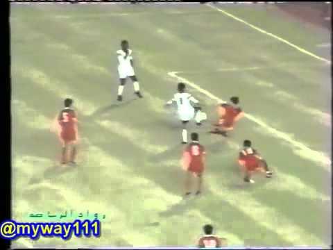 1990サウジアラビアvs日本 (2-0)...