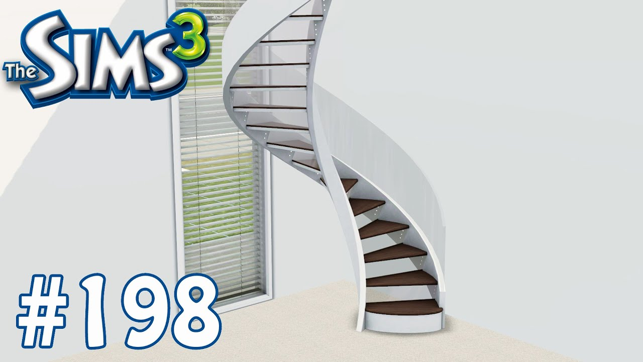 Spiral Stairs Sims 4 Best Stairs 2017