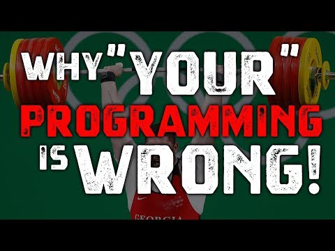 Why Your Programming is WRONG!