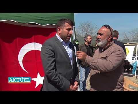 AKTUEL KAYHAF ORDU ULUBEY ATIS YARISMASI PART 1
