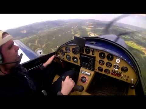 Volando un rato con el Z601HD por la Anoia . .. Pa Felisitar a er dia del Trabajador