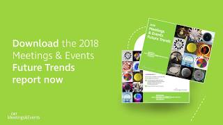 2018 Meetings & Events Future Trends