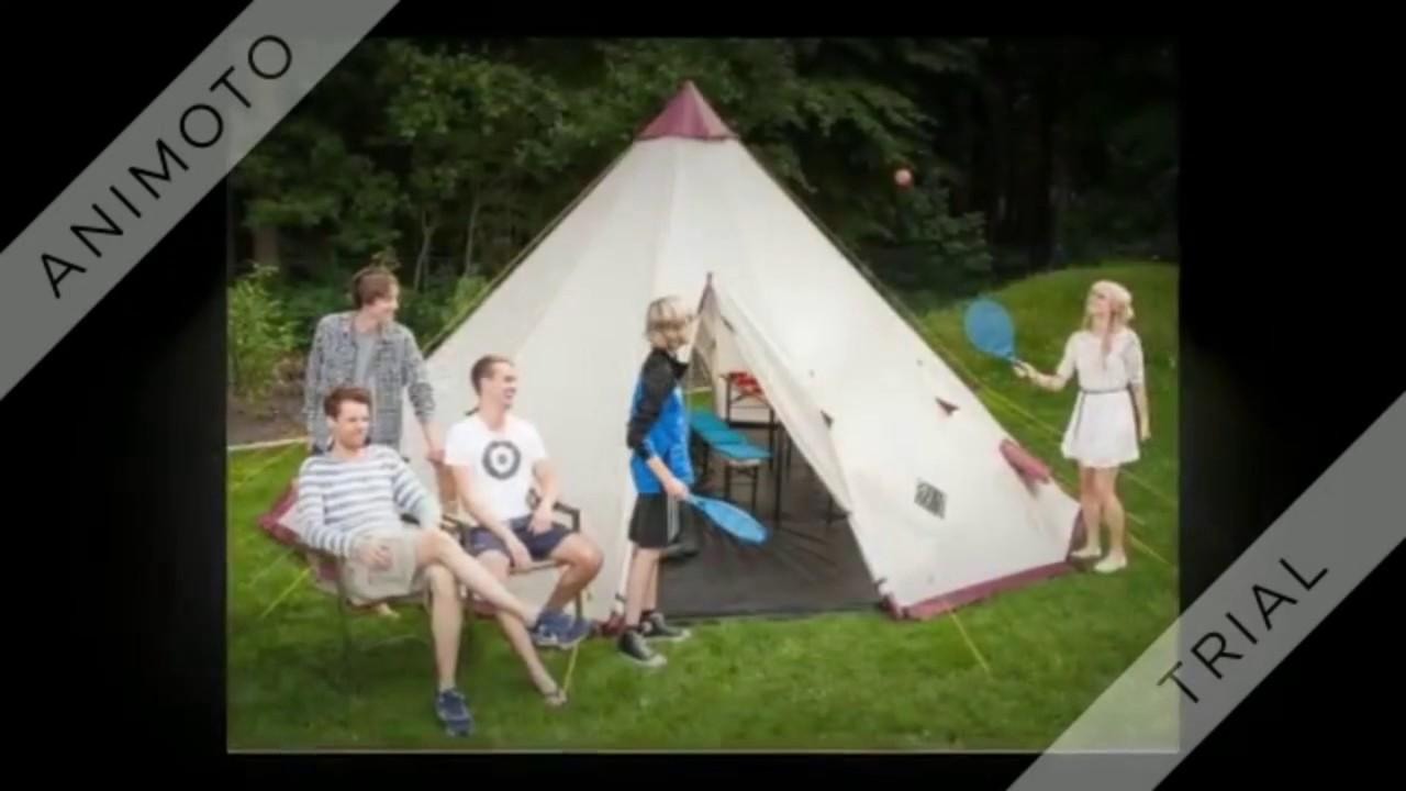 new product 41ada 5483c Skandika Teepee 301 Group Tent