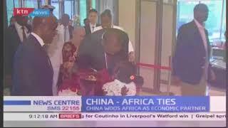 China Africa Cooperation Summit: President Uhuru Kenyatta in Beijing China