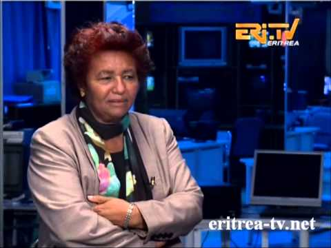 Eritrean Interview with Administrator of Nius Zoba Berikh - Wesero Leul Asrat
