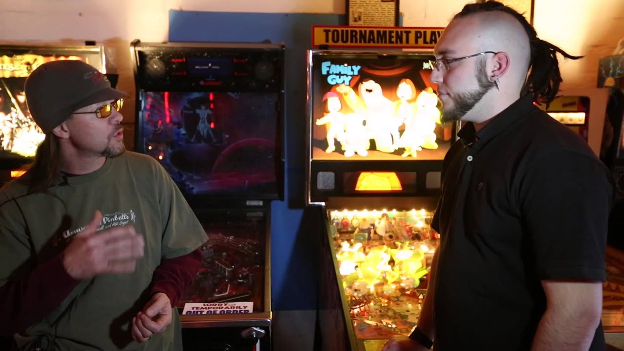 Engineering Roundtable - Building A Pinball Machine with