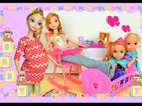 anna-and-elsa-toddlers-shopping-for-toys---annya-and-elsya-toys-&-dolls-story