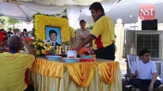 Heli Crash: Datuk Tan laid to rest