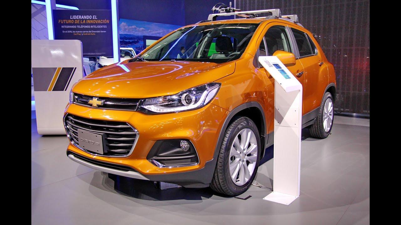 Nueva Chevrolet Tracker 2017 en Colombia - Lanzamiento y ...