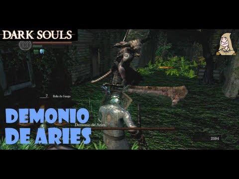 Dark Souls guia: DEMONIO DE ARIES - Trucos para matar a este boss || EP 10.2